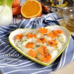 Insalata di finocchi e carote, ricetta leggera