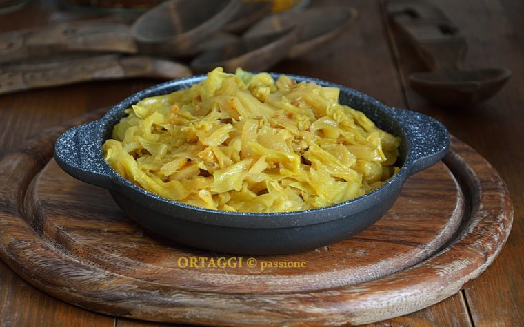 Cavolo verza in padella, ricette per tutti i gusti
