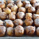 Fritole venete, le mie frittelle veneziane ricotta e mele