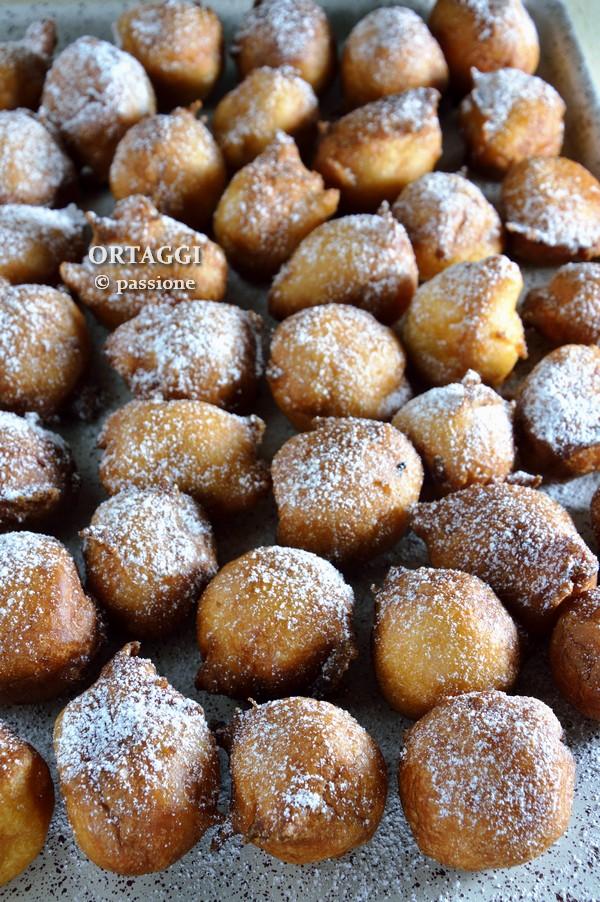 Fritole venete, le mie frittelle ricotta e mele ORTAGGI che passione by Sara Grissino