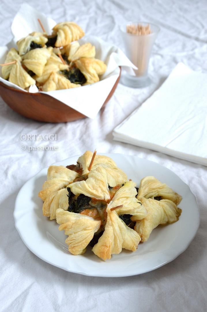 salatini spinaci e formaggio ORTAGGI © passione