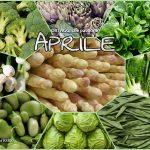 APRILE verdura di stagione ELENCO completo