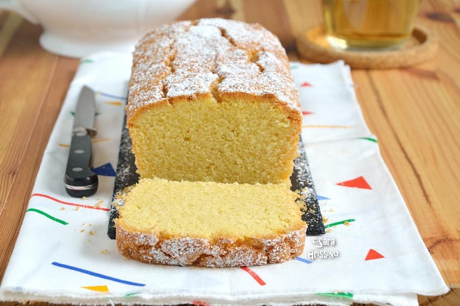 Amor polenta senza glutine, plumcake Pan polenta ORTAGGI che passione