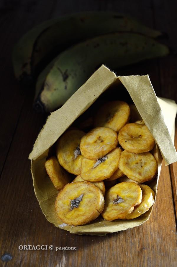 Chips di Platano ORTAGGI che passione by Sara Grissino