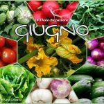 GIUGNO verdura stagione ELENCO completo