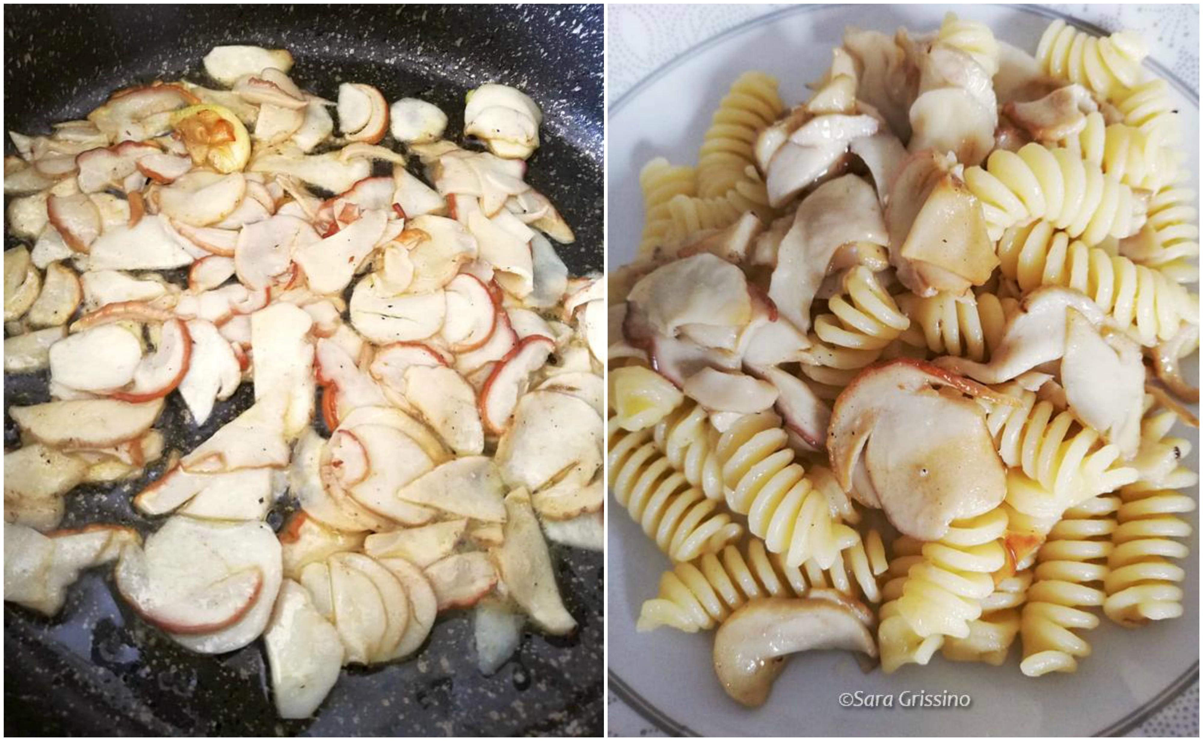 Pasta con funghi porcini ORTAGGI CHE PASSIONE