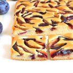 Torta con prugne, ricette dolci veloci
