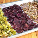 Verdure al forno light – ricetta autunnale e invernale