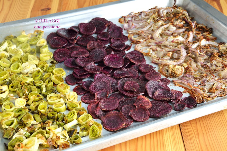 verdure al forno light - ricetta autunnale - Sara Grissino