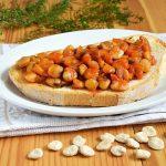 Cicerchie in umido, ricetta facile e gustosa