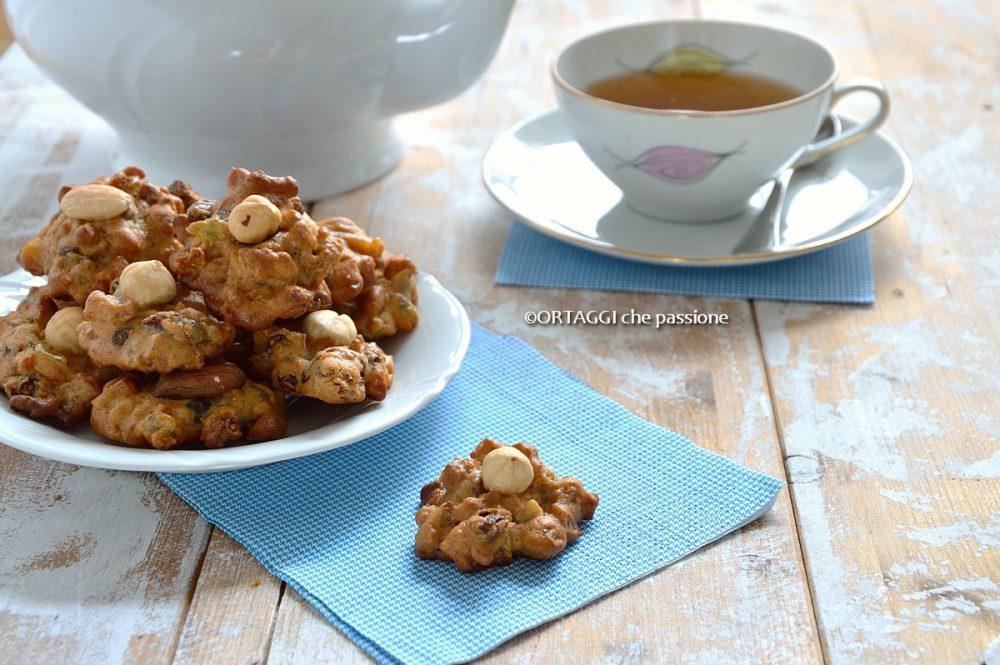 Biscotti con frutta secca - zeltenini ORTAGGI che passione by Sara