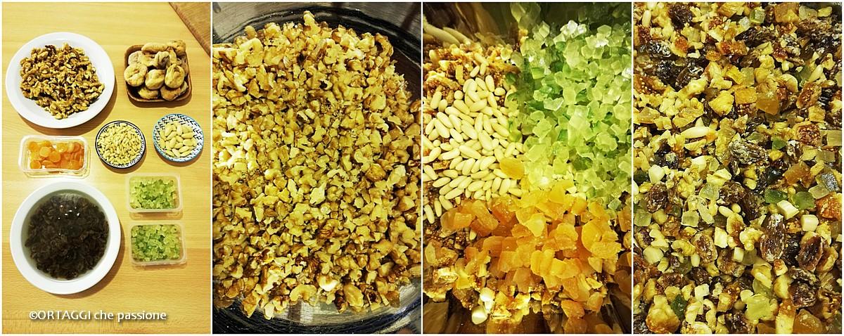 Biscotti con frutta secca - la sera prima ORTAGGI che passione by Sara Grissino