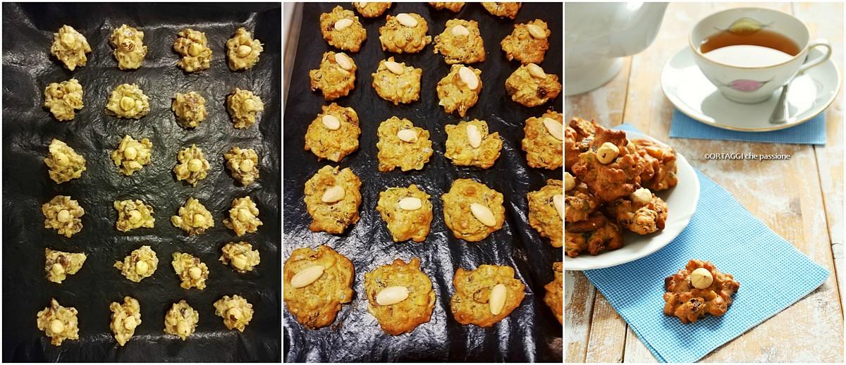 Cottura biscotti zelten ORTAGGI che passione by Sara Grissino