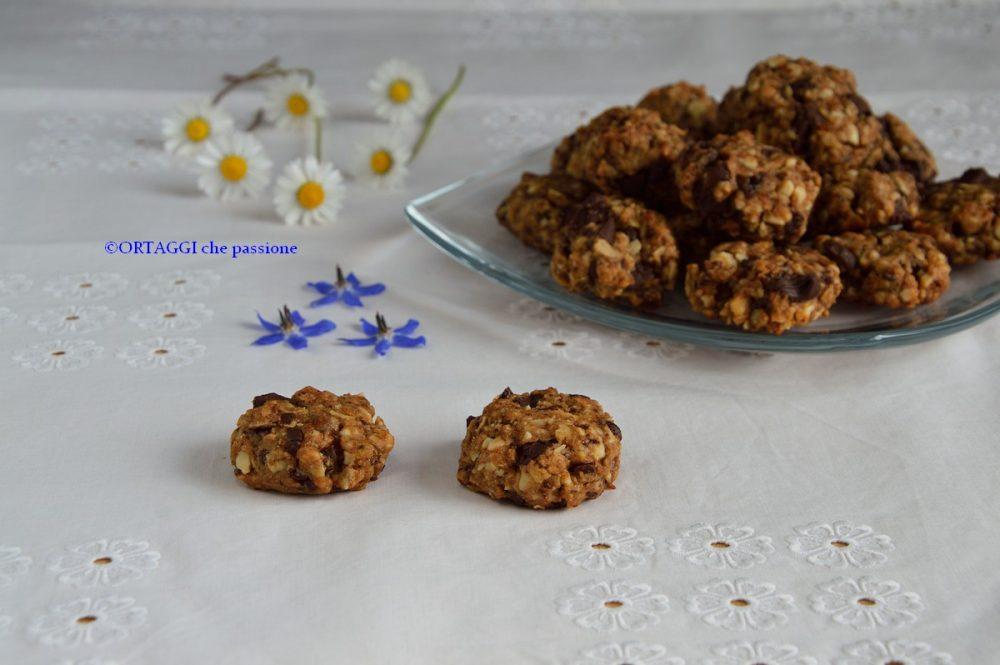 Biscotti vegani golosi, facili e veloci ORTAGGI che passione by Sara Grissino