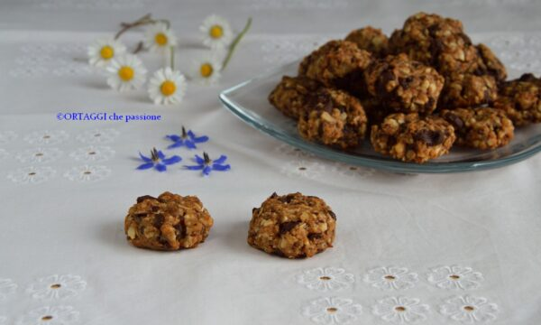 Biscotti vegani FACILI e golosissimi