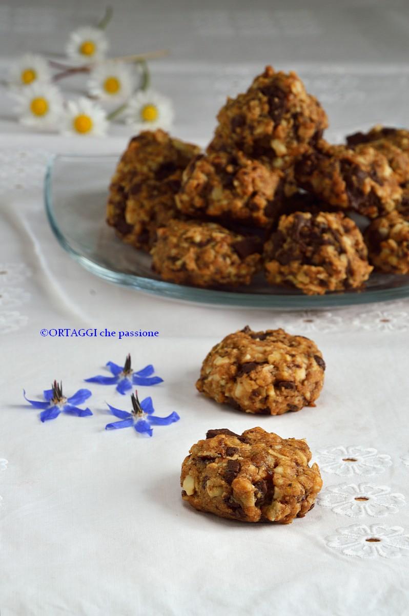 Biscotti vegani veloci ORTAGGI che passione by Sara Grissino