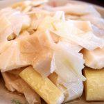 Germogli di bambù -come cucinarli