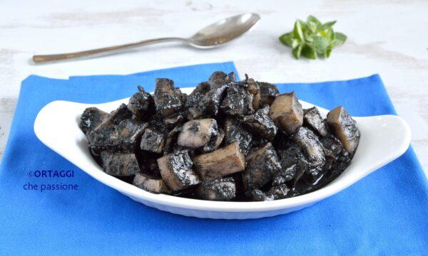 Seppia al nero – ricetta GUSTOSA