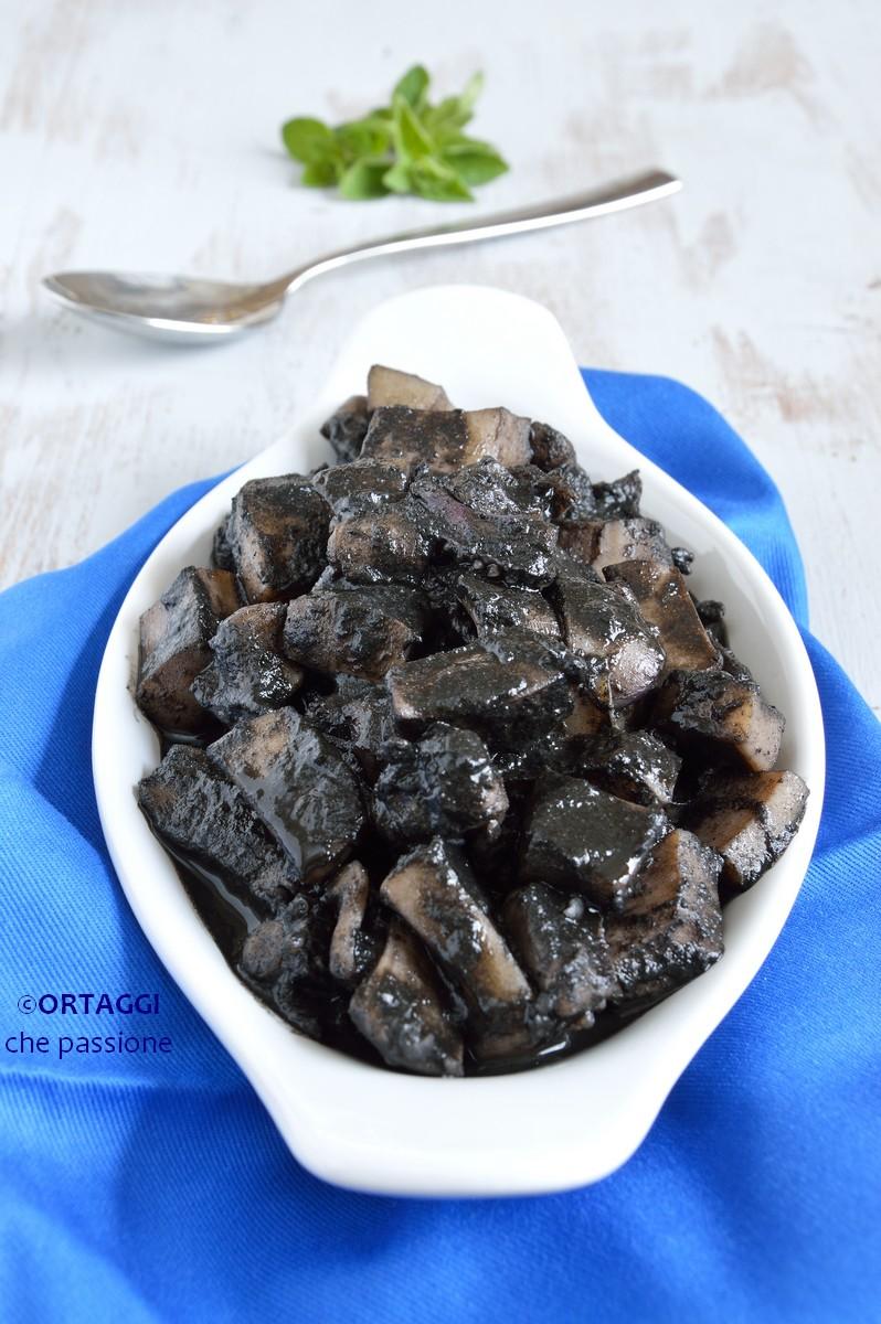 seppia al nero ricetta in umido