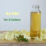 Aceto aromatizzato fatto in casa – con fiori o erbe