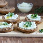 Salsa all'aglio per bruschette o per…