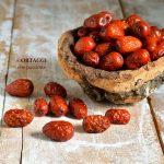 Giuggiole essiccate – come si mangiano e altre ricette
