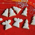 Biscotti White Christmas – vegani senza burro