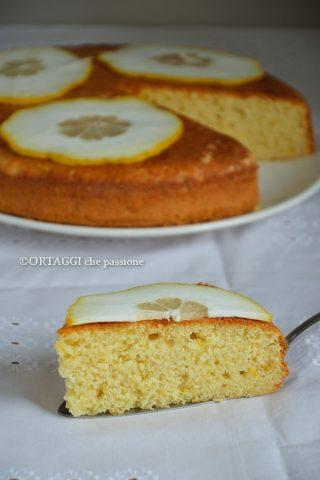 torta al cedro - ORTAGGI che passione by Sara Grissino