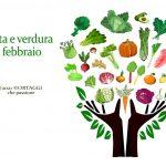 Frutta e verdura di febbraio – stagione in cucina