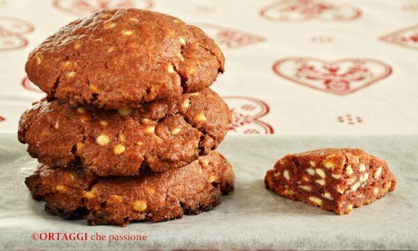 Biscotti rossi – COOKIES red velvet
