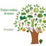 Frutta e verdura di MARZO – ricette di primavera