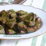 Carciofini in padella light – ricetta veloce