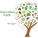 FRUTTA E VERDURA DI APRILE – LE MIGLIORI ricette