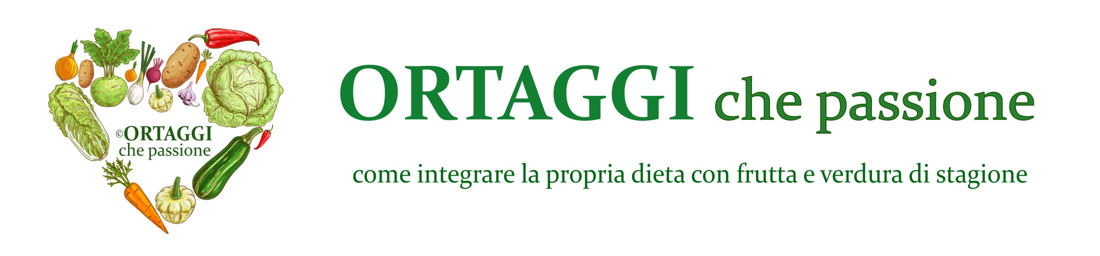 HEADER logo ORTAGGI CHE PASSIONE