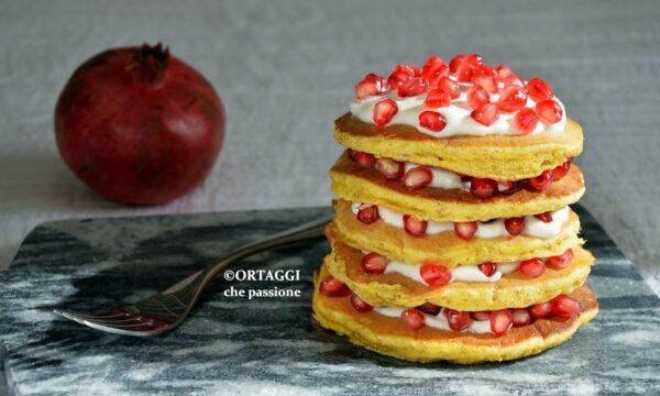 Pancake con fiocchi di avena – senza glutine