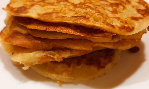 Ricetta Pancakes Senza Uova
