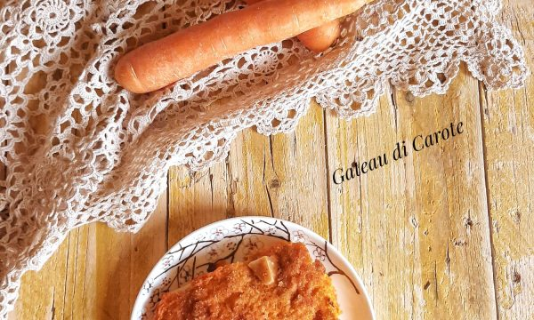 Gateau di carote