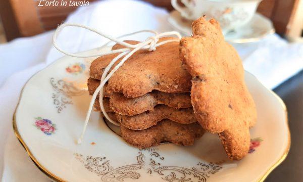 Biscotti alla Banana senza glutine