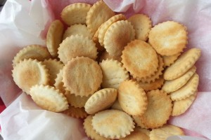 Crackers al Formaggio