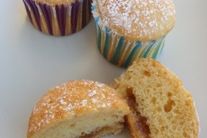 Muffin all'Arancia Light (senza uova, latte e burro)