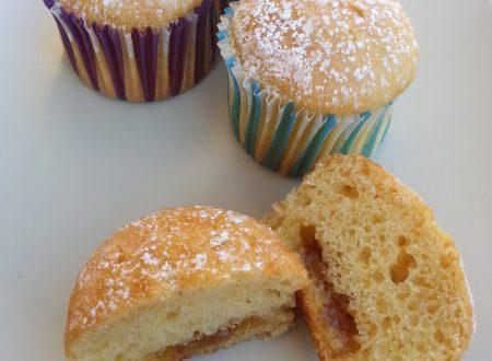 Muffin all'Arancia Light (senza uova, latte e burro)