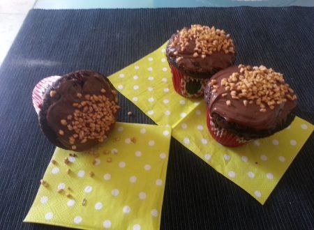 Muffin Super Nutellosi
