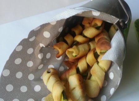 Stelle Filanti di Zucchine