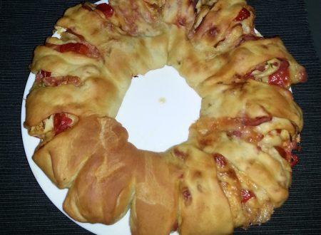 Ruota di Pizza Farcita