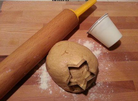 Pasta Frolla allo Yogurt