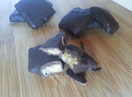 Croccante all'Arancia e Cioccolato