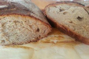 Pane con Esubero e Farina di Tipo 2