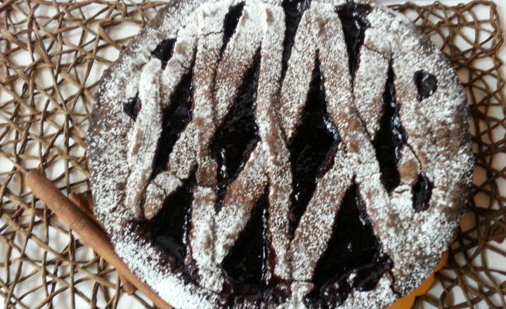 Crostata di Grano Saraceno ai Frutti Rossi