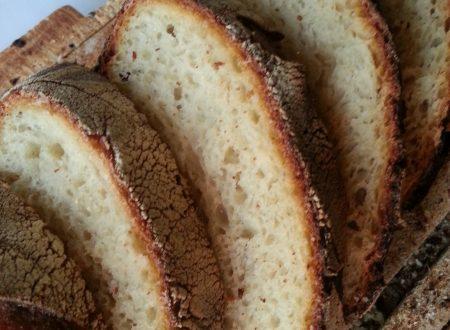 Pane di Semola con Prefermento a Lievitazione Naturale