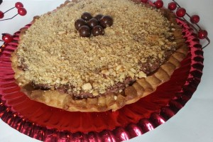 Crostata CiocoWafer